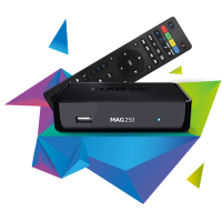 IPTV SET-TOP BOX MAG 250