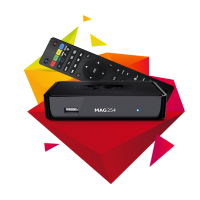 IPTV SET-TOP BOX MAG 254